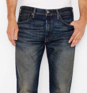 Новые джинсы Levi's 501 31/32