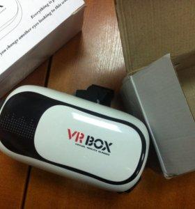 VR BOX 2.0 - очки виртуальной реальности.