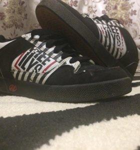 Роликовые кроссы :)