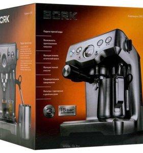Кофемашина bork c 803