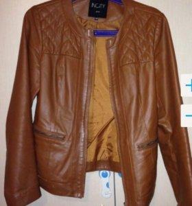 Куртка из натуральной кожи + 50 отличных вещей