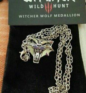 Медальон Ведьмак