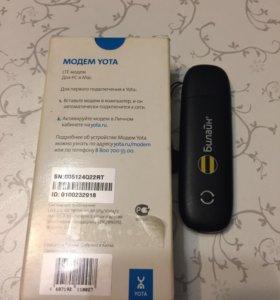 Модем YOTA LTE для ПК и MAC 💻 Билайн 3 G