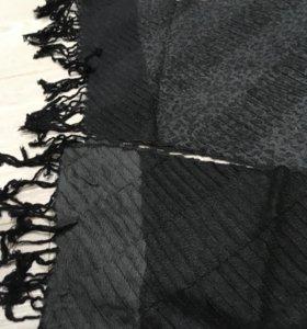 Новый шарф необычный