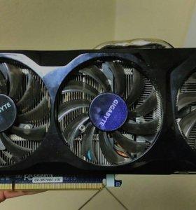 Видеокарта Nvidia GeForce gtx 570
