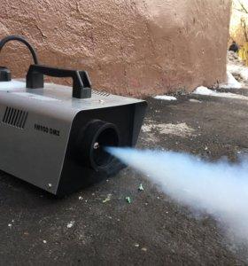 Дым машина 900W DMX