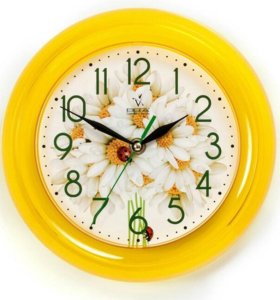 Часы настенные д. 22см