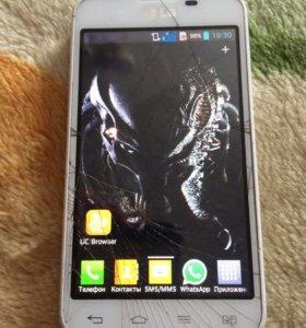 LG E455 Dual