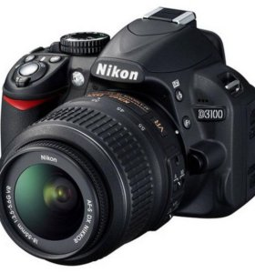 NICON D 3100