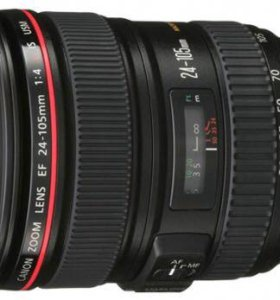 Canon EF 24-105mm f/4L IS USM canon 24-105