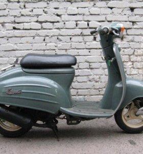 Скутер сузуки верде 2008год.