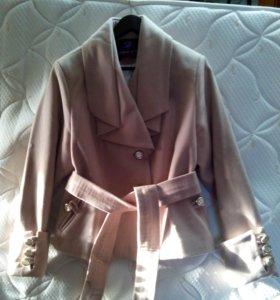 Куртка из кашемира