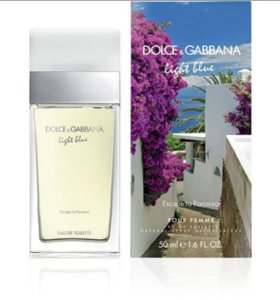 Light Blue Escape to Panarea Dolce&Gabbana для жен