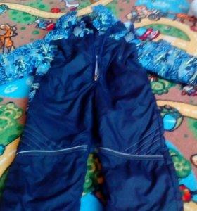 Весенний костюм для мальчика 2-3 года