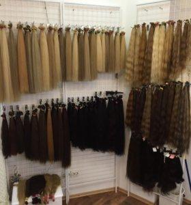 Наращивание волос, коррекция, снятие волос
