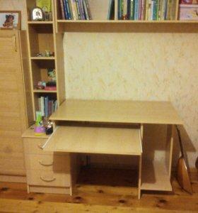 Уголок школьника мебель