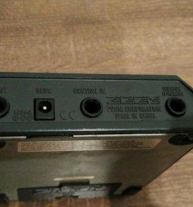Гитарный процессор zoom 505II