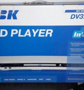 ДВД проигрыватель для дисков,с караоке