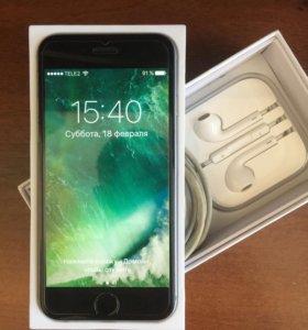 Продам iPhone 6 64 Space Gray
