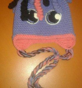Детские шапочка