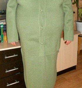 Трикотажый костюм