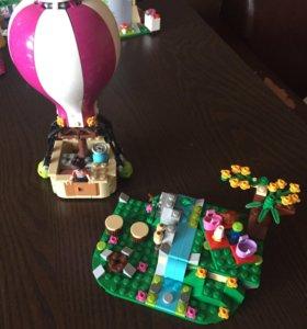 Лего воздушный шар
