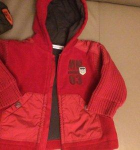 Куртка Miniman 12 мес