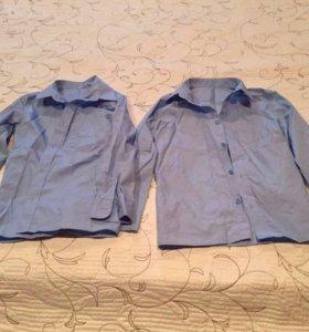 Рубашки все 5 шт