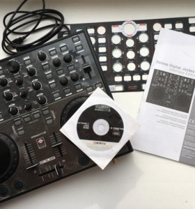 Dj,Midi-контроллер/ Reloop Digital Jockey 2 IE