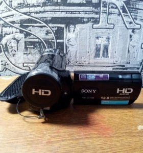Камера SONY HDR-CX350E