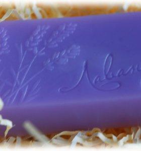 Мыло ручной работы Лаванда