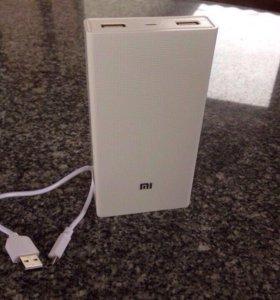 Xiaomi power bank 20000 (новый)