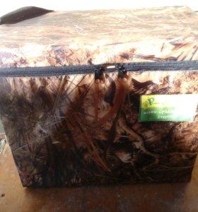 Ящик для зимней рыбалки термо