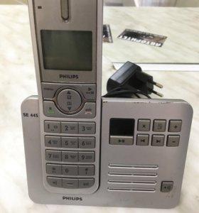 Радиотрлефон с автоответчиком