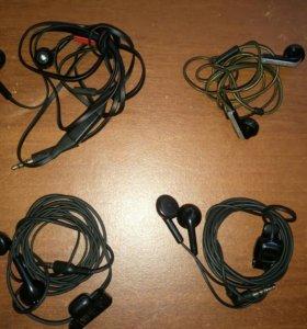Handsfree и headphones к телефонам Nokia.