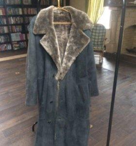 Дублёнка-куртка мужская