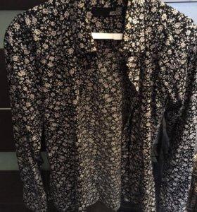 Рубашка мужская moschino