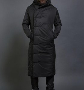 Пальто зимнее до -25