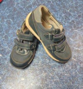 Туфли для мальчика р.25