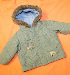 Куртка детская  для мальчика