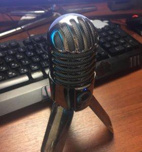 Продам микрофон Samson Meteor