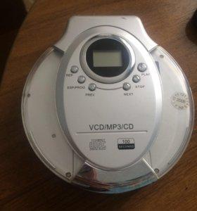 Плеер VCD/MP3/CD