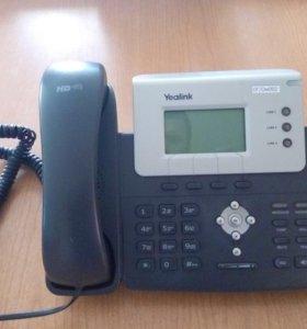 Yealink ip телефон