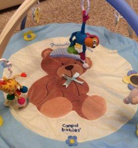 Игровой коврик Мишка , фирма Canpol babies