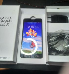 Alcatel OT Idol X