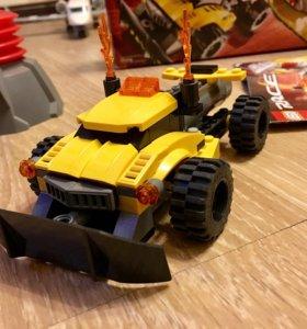 Lego гоночная машина 7968