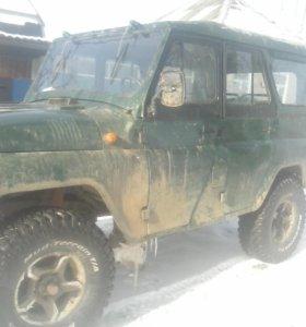 УАЗ 469 обмен