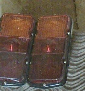 Задние фонари на УАЗ