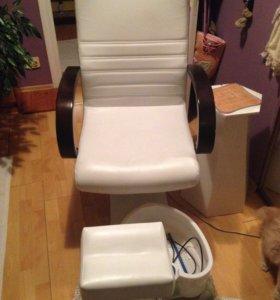 Педикюрное кресло
