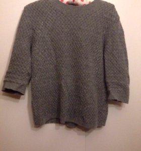 Пушистый свитер Zara